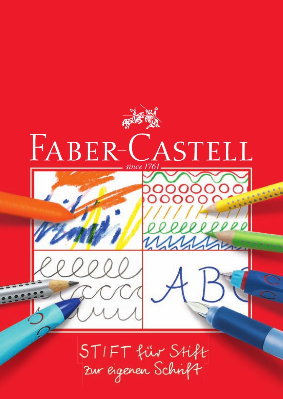 Schreibbroschüre by Faber-Castell AG - issuu