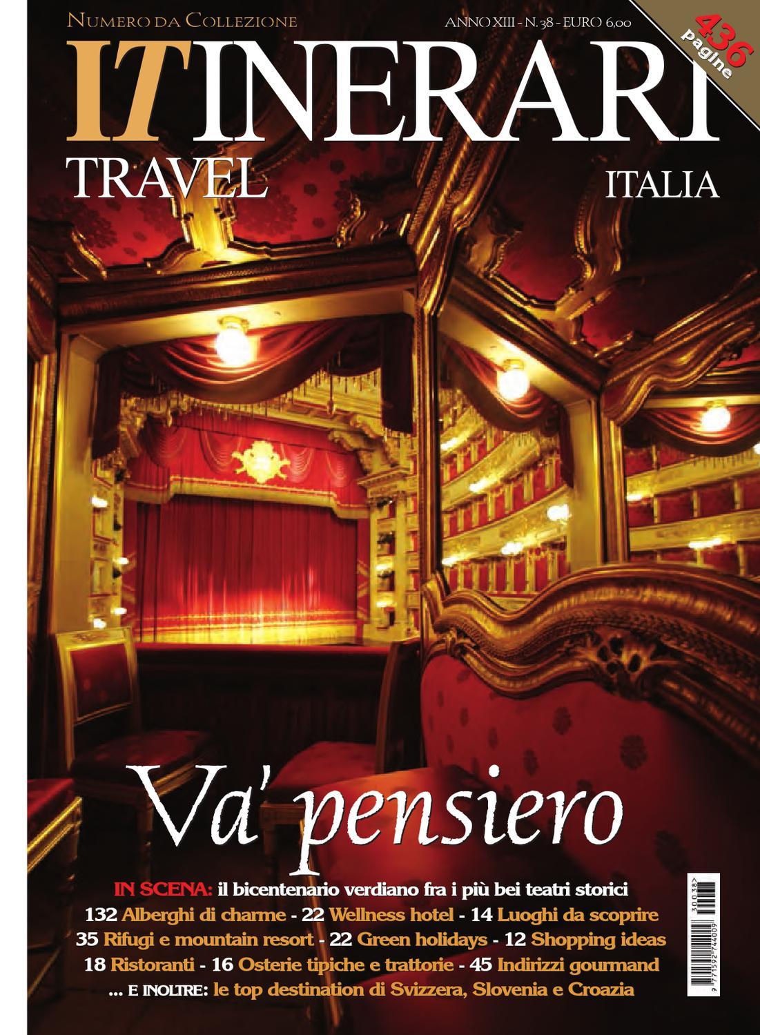 Itinerari Travel 38 - Va  pensiero by Itinerari Travel - issuu 0a70b64fa4f
