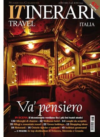 Itinerari Travel 38 - Va  pensiero by Itinerari Travel - issuu 81a0c3e4dd5d