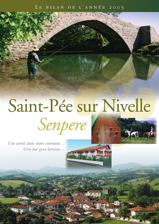 Fait Divers Saint Pee Sur Nivelle bilan 2005senpereko herriko etxea - issuu