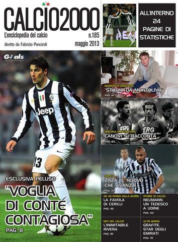 CALCIo2000 L enciclopedia del calcio diretto da Fabrizio Ponciroli.  all interno 24 pagine di statistiche 85509462df6