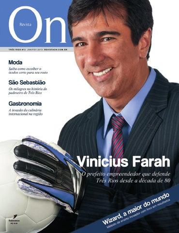 Revista On Três Rios  13 by Fiobranco Editora - issuu 9ec4dae02b