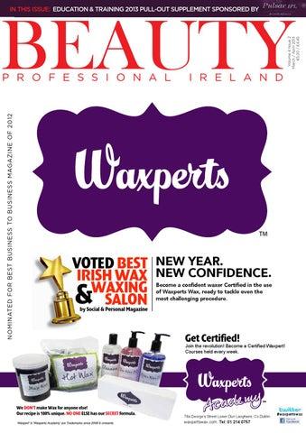 9c482806800 Beauty Professional Ireland by Salon & Spa Ireland Magazine / Irish ...