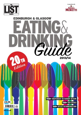 a80e78fc4a The List Eating and Drinking Guide 2013 4 20th Edition by The List ...