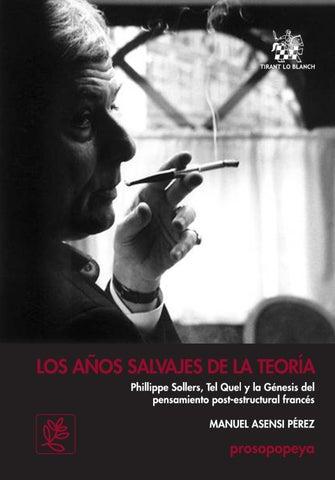 Los Años Salvajes De La Teoría By Gustavo Emilio Rosales Issuu