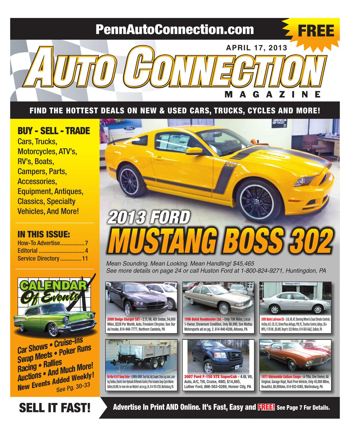 04 17 13 Auto Connection Magazine By Issuu 1968 1969 70 71 72 Buick Skylark Gs Gsx Electra Lesabre Wiring
