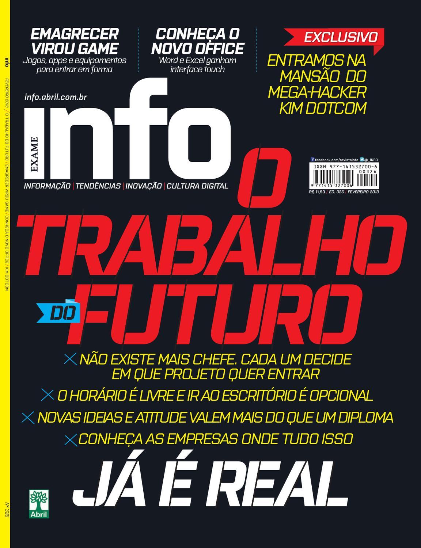 f9d788bf640e3 FEV - 326 by Revista INFO - issuu