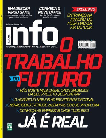 94baaf316 FEV - 326 by Revista INFO - issuu