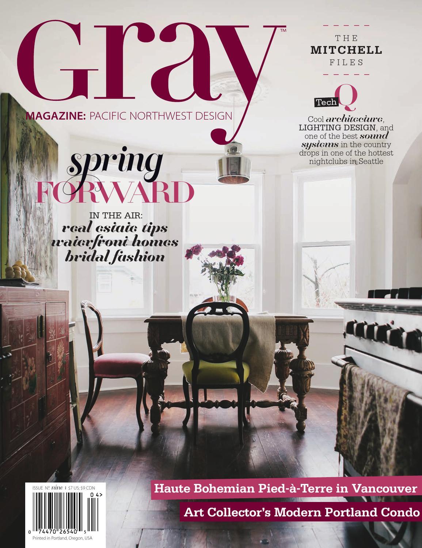 Gray magazine issue no 9 by gray issuu