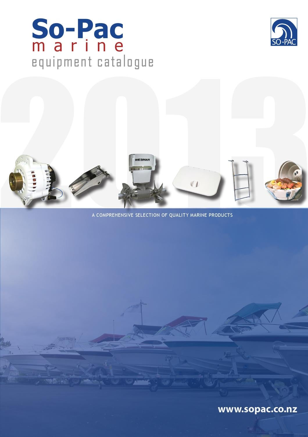 So Pac Marine Equipment Catalogue 2013 By Issuu 110502 The Problems And Potential Of Portable Power