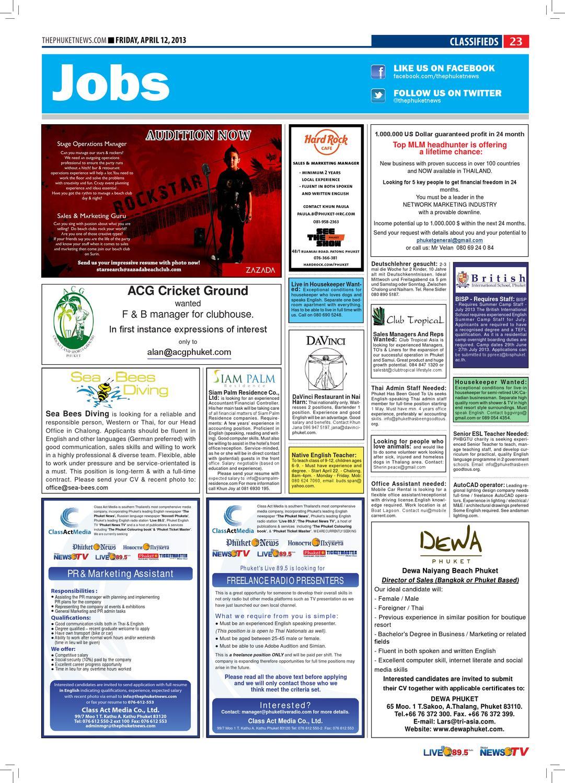 12-04-2013 by The Phuket News - issuu