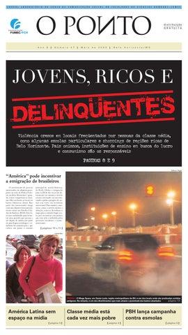 Jornal O Ponto - maio de 2005 by Jornal O Ponto Fumec - issuu b2d9509ea12
