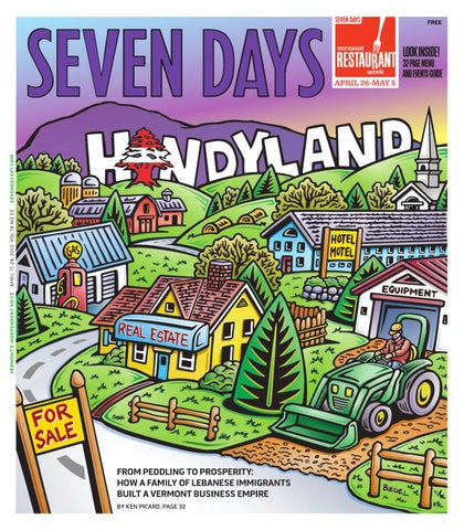 Seven days april 17 2014 by seven days issuu page 1 fandeluxe