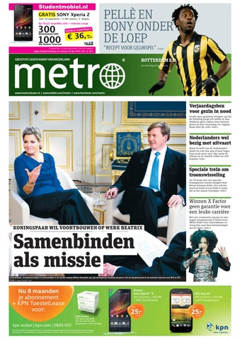 440a1dedcd0ca6 20130418 nl rotterdam by Metro Netherlands - issuu