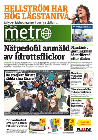 20130418 se goteborg by Metro Sweden - issuu 410f02d76fb56