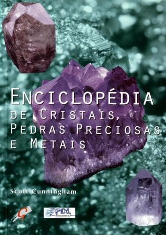 Livro - Enciclopédia de Cristais, Pedras Preciosas e Metais - by ... dc057e31ad