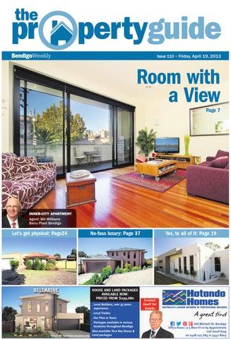 bendigo weekly issue 810 april 19 2013 property guide by bendigo rh issuu com