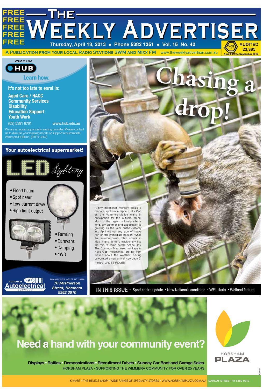 67b7da72ebf The Weekly Advertiser - Thursday