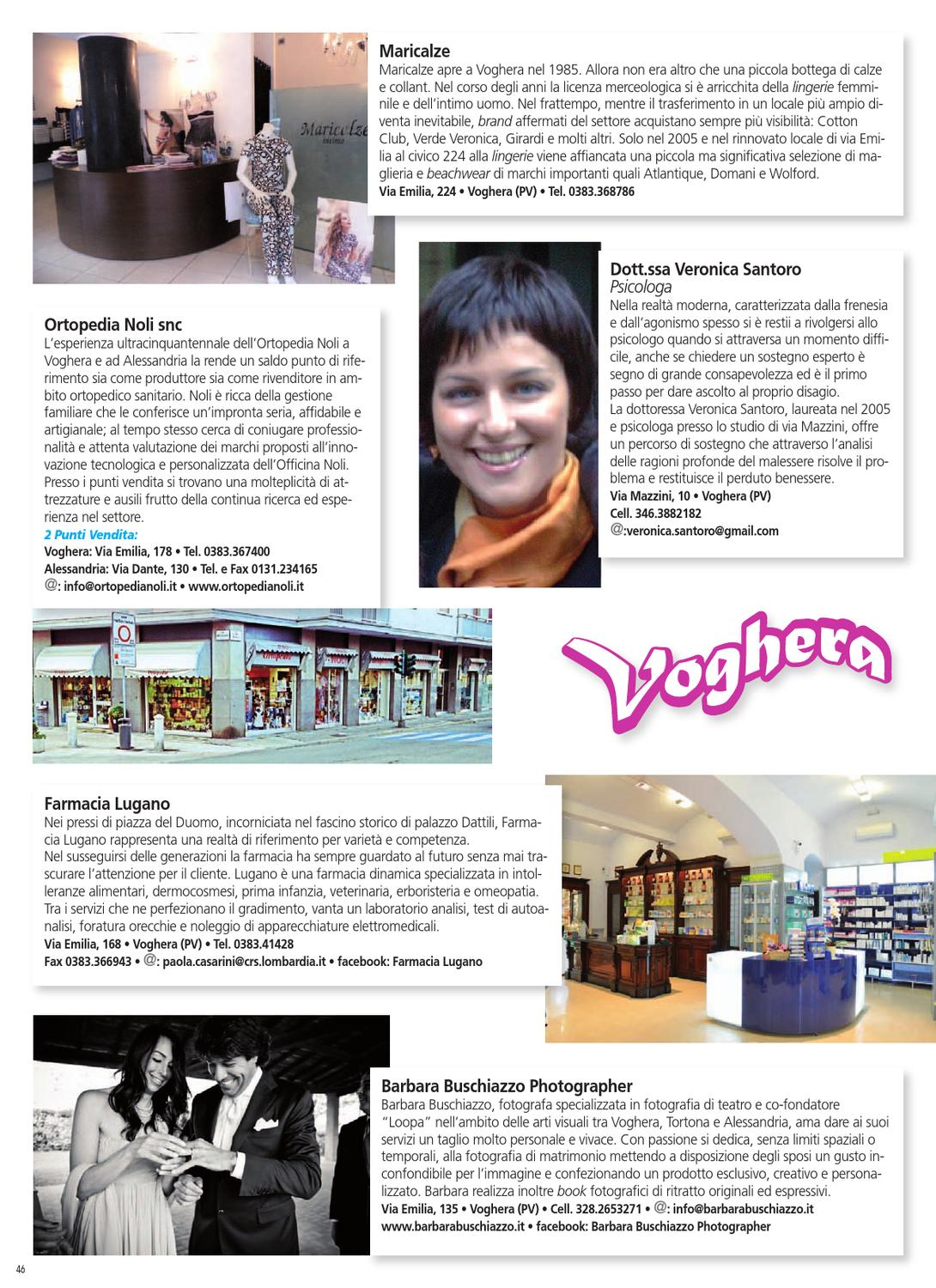 Shopping&Tendenze a Vigevano a Voghera e in Lomellina by