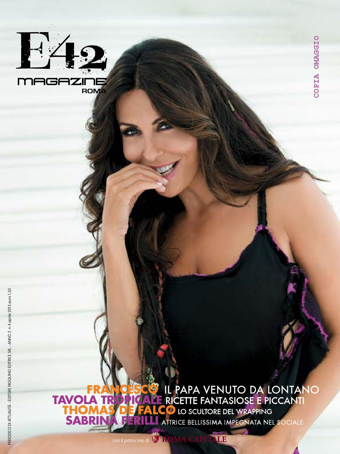 E42 Magazine n.4 2013 by angela Mariotti - issuu 27ec7a9a30e