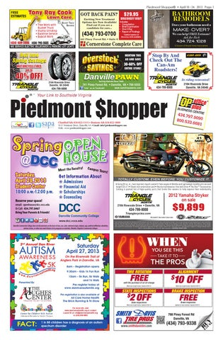 fafebb8cd8 Piedmont Shopper by piedmont shopper - issuu