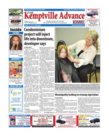 Kemptville041813 by susan k bailey marketing design issuu page 1 fandeluxe Images