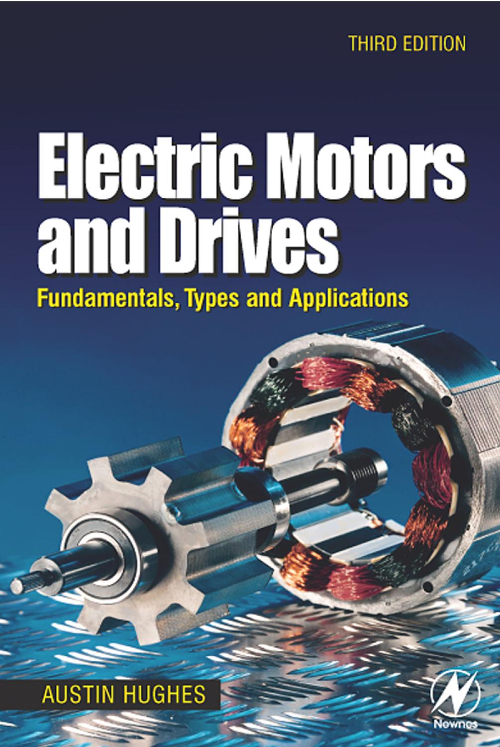 Electric motors and drives by unknownnoone issuu for Electric motors and drives
