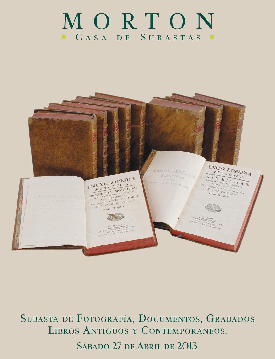 Subasta De Fotograf A Documentos Grabados Libros Antiguos Y  # Muebles Gimenells