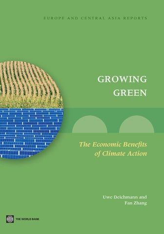 Growing Green by World Bank Publications - issuu f0a78984a79