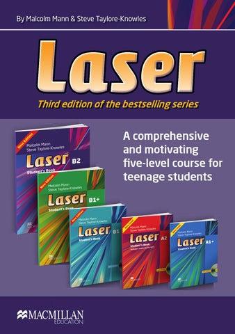 answer key for laser b1 workbook