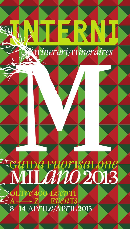 Interni guida fuorisalone 2013 by interni magazine issuu for Guida interni