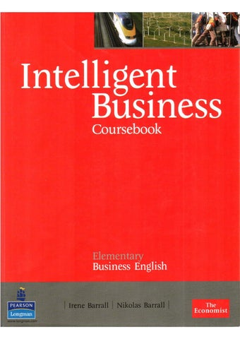 Intelligentbusinesselementarycoursebook by learn english world page 1 fandeluxe Choice Image