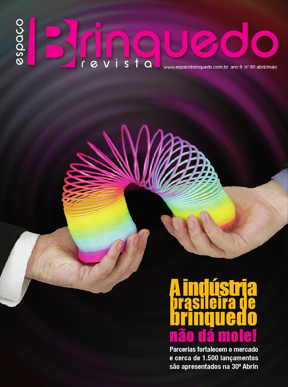 c0098acf470 Revista Espaço Brinquedo   by EP Grupo – Agência de Conteúdo - issuu