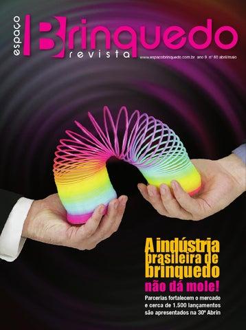 Revista Espaço Brinquedo   by EP Grupo – Agência de Conteúdo - issuu 7bd42fc355