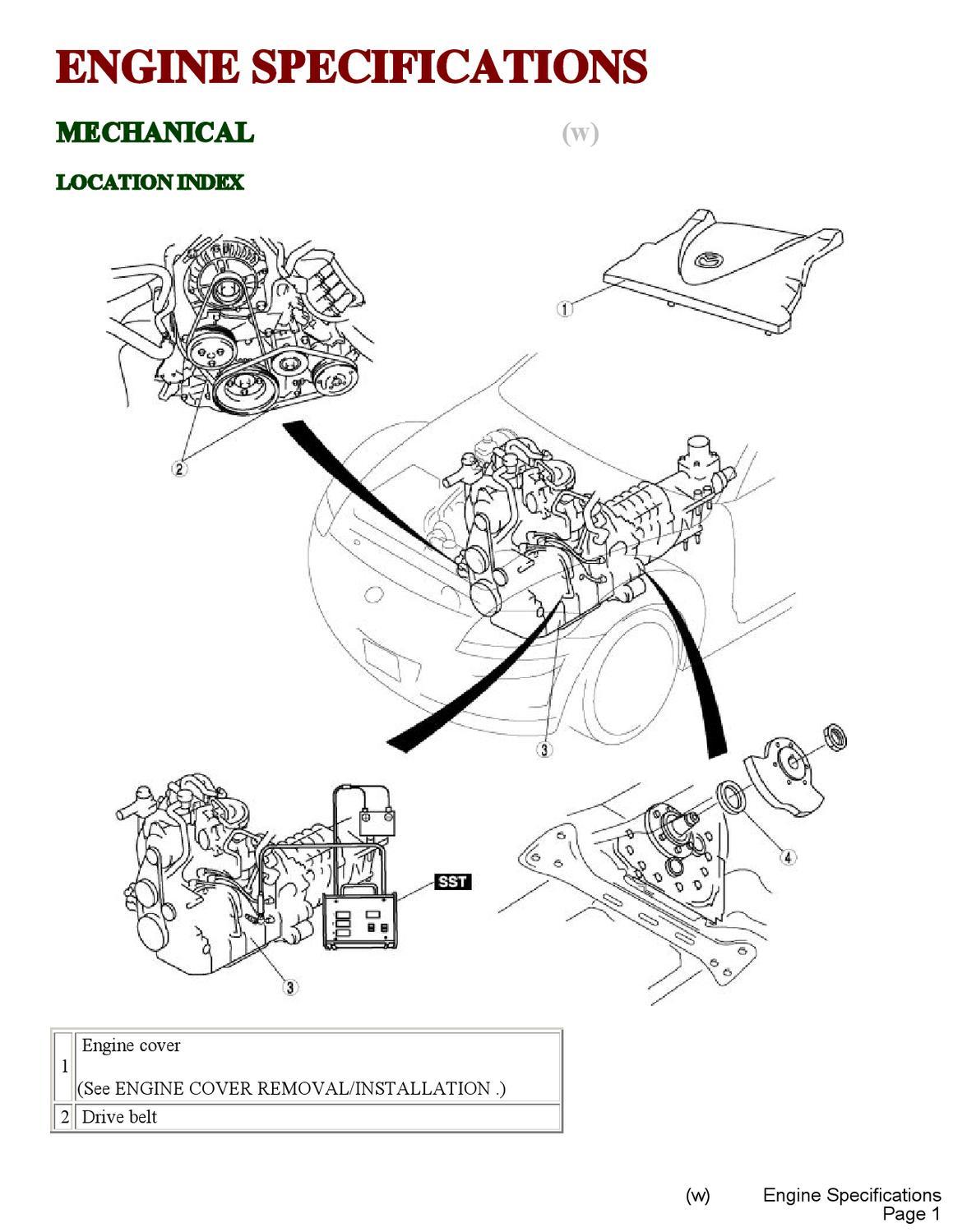 2 6rx8 Engine Manual By Rx8 Antiforum Issuu Primary Heated Oxygen Sensor Ho2ssensor 1 Heater Circuit