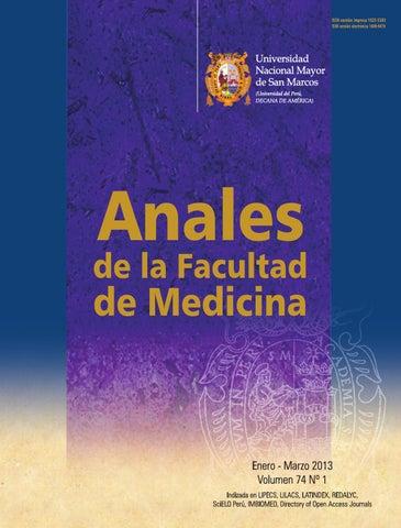 Anales de la facultad de medicina by libio huaroto issuu contenido anales de la facultad de medicina fandeluxe Gallery