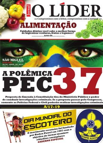 d6597991ded Jornal O Líder São Miguel by Jornal O Líder - São Miguel do Oeste e ...