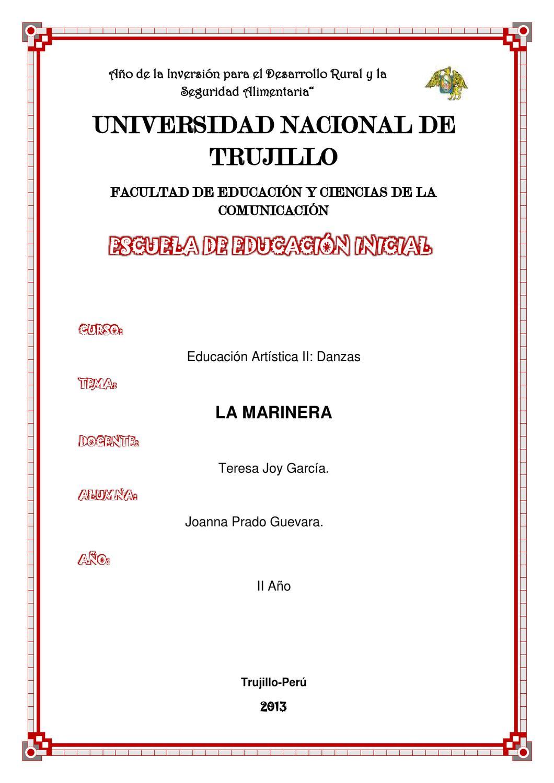La Marinera By Joanna Prado Guevara Issuu