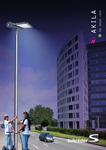 Akila By Schreder Lighting Llc Issuu