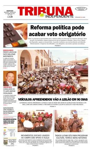 d5a2fc3030908 Edição número 1724 - 21 de abril de 2013 by Tribuna Hoje - issuu