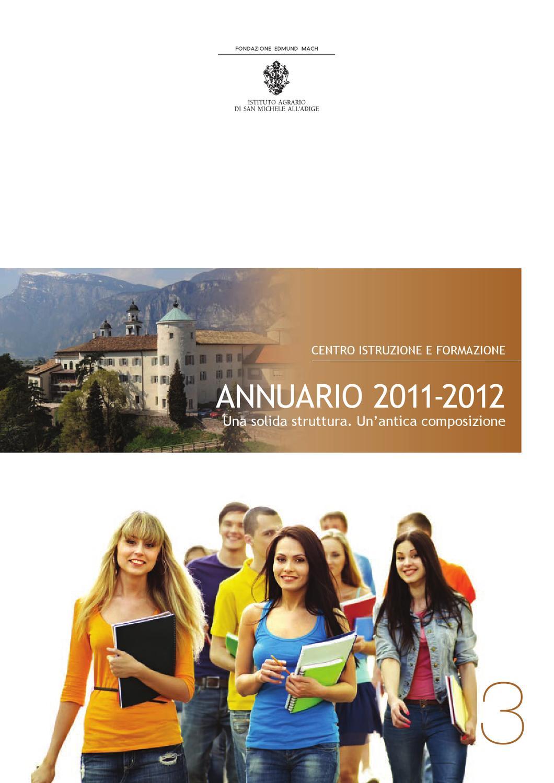 Centro Istruzione e Formazione - Annuario 2011/12 by