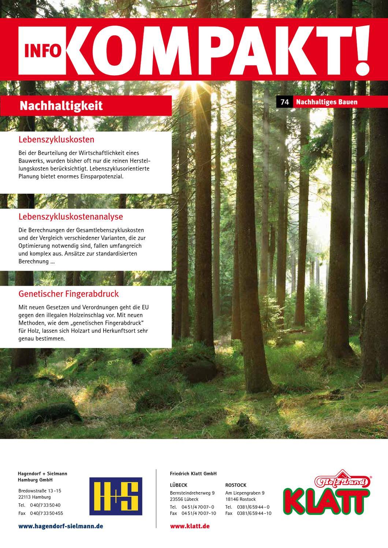 74 IK Nachhaltikgeit Klatt By Kaiser Design