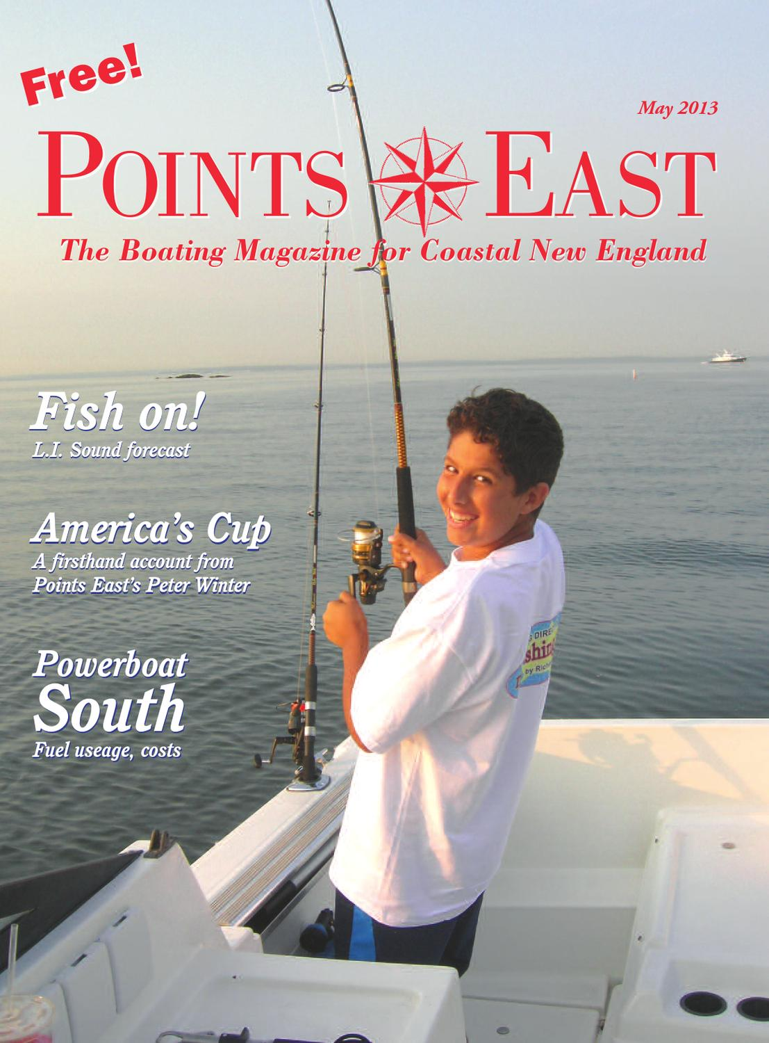 Points East Magazine, May 2013 by Points East - issuu