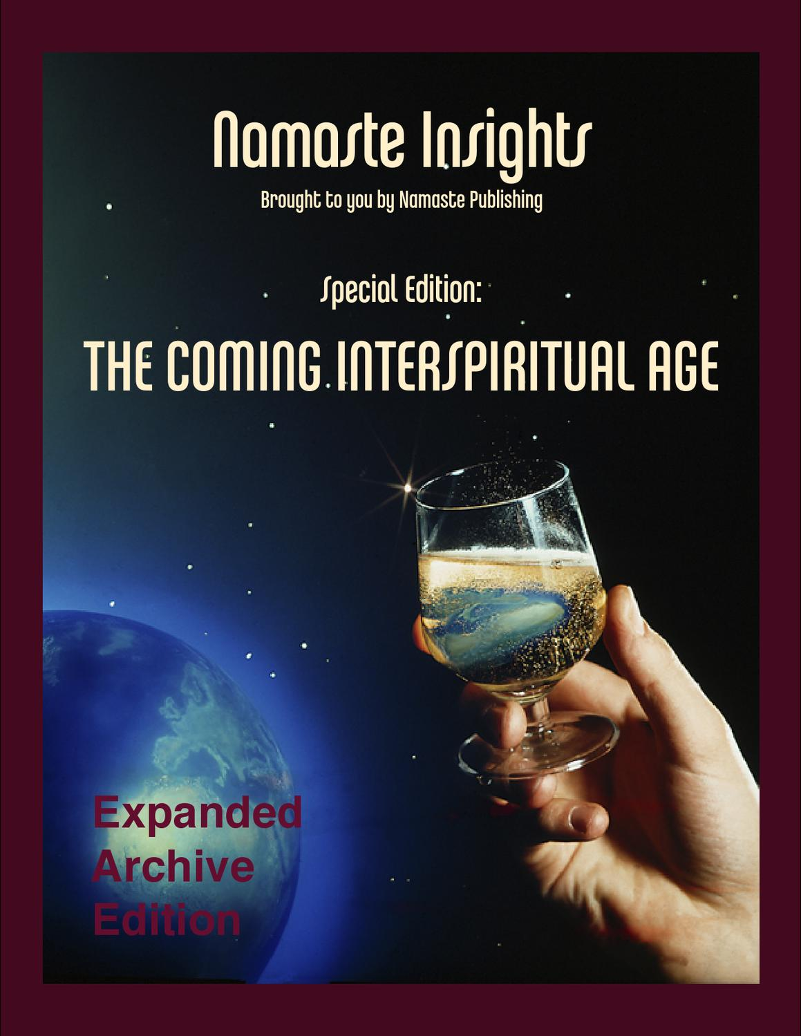 The Coming Interspiritual--Archive Edition