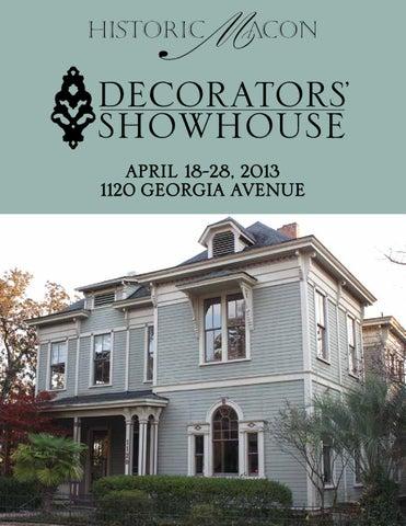 Decorators Showhouse April 18 28 2017 1120 Georgia Avenue
