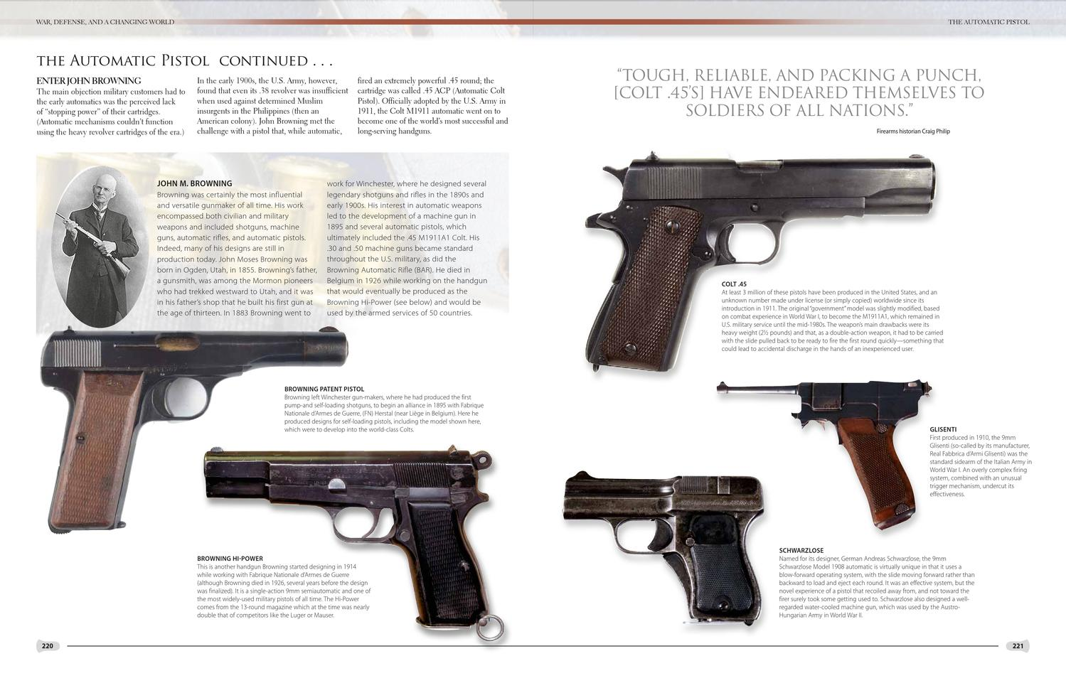 Illustrated Encyclopedia of Weaponry by Moseley Road Inc - issuu