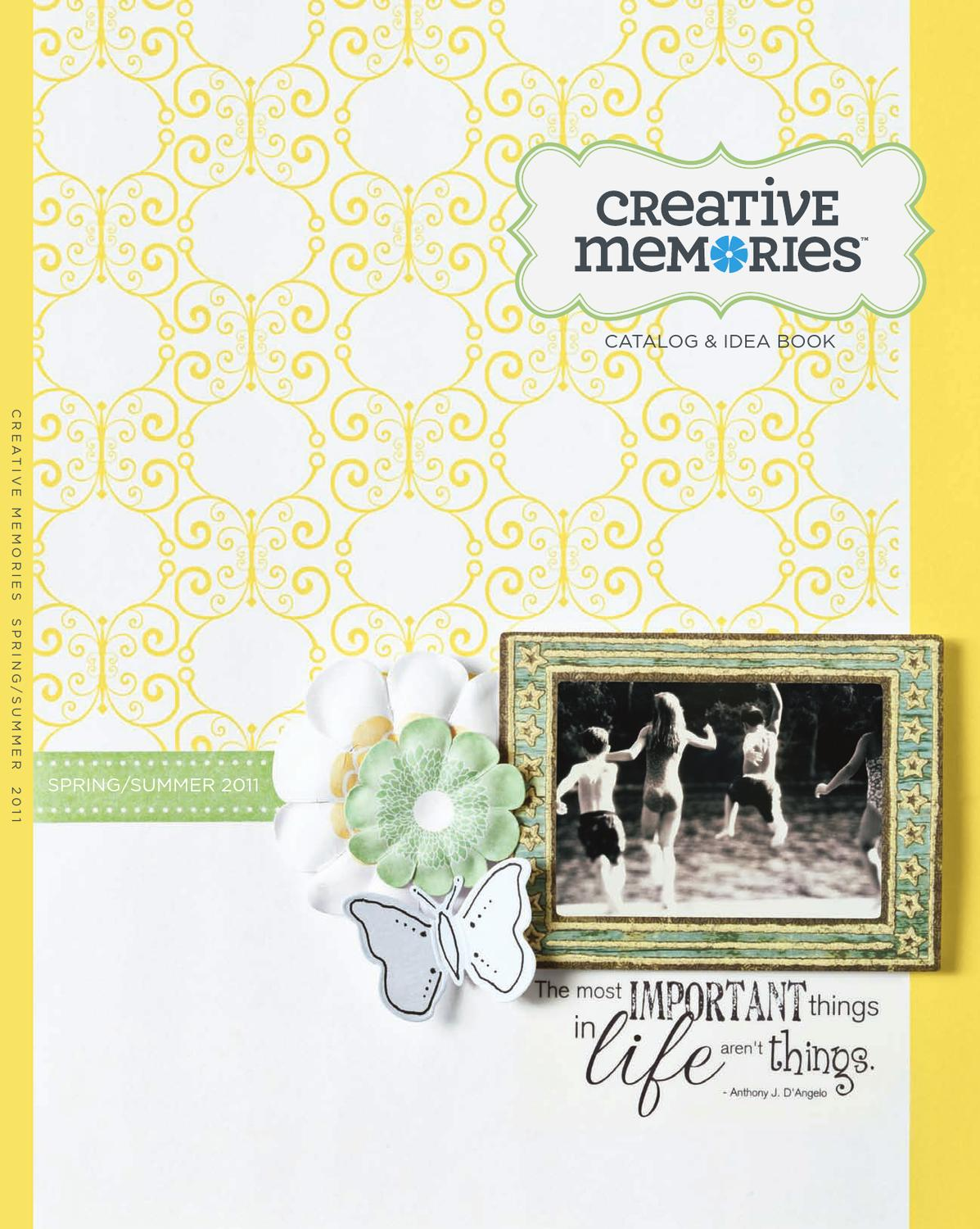 Creative Memories Paper Organizers Power Pallette Pockets Set of 4 Folders