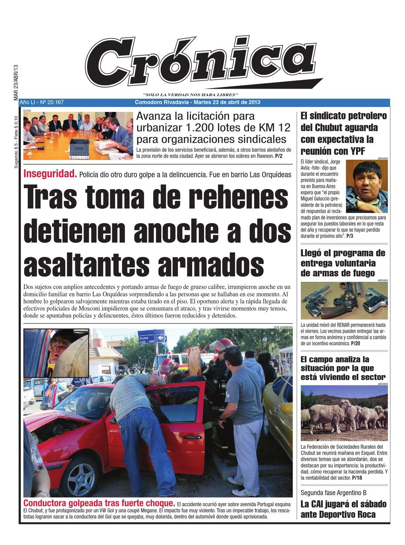 2b9918b07c152 0da75203b7b9bfa841cd12838c13e789 by Diario Crónica - issuu