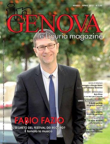 InGenova MarApr13 by Giordano Rodda - issuu ac4ac06d6bae