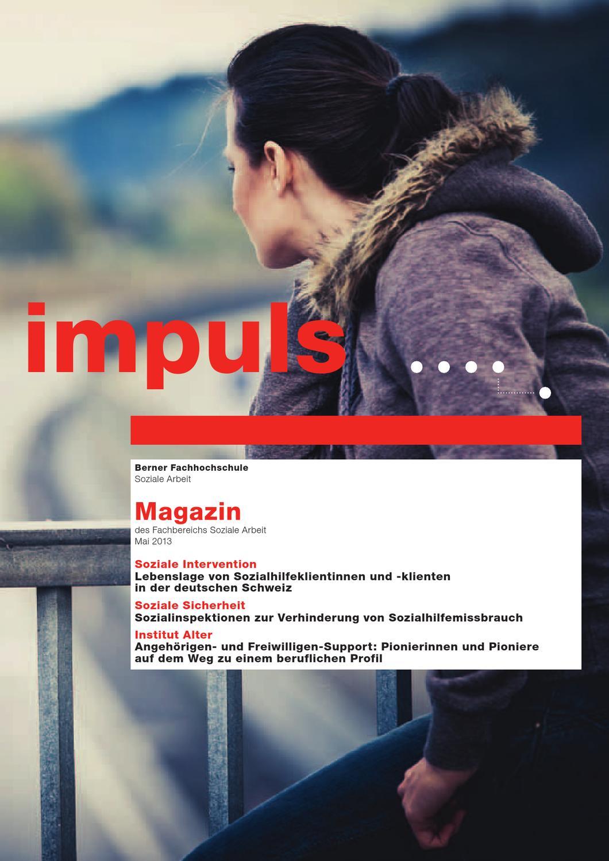 Impuls 2 2013 By Berner Fachhochschule Soziale Arbeit Issuu